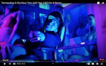 Termanology Shortfyuz feat. UFO Fev Nems - Don Julio video
