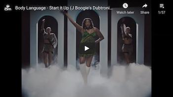 Body Language - Start It Up (J Boogie s Dubtronic Science Remix)