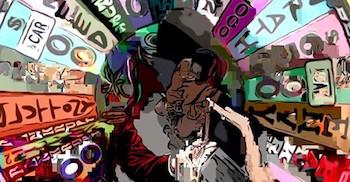 DJ MUGGS x ROME STREETZ - Wheel Of Fortune video