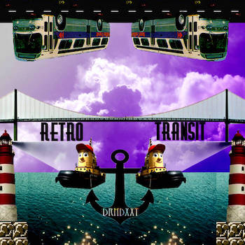 dRNDXXT - RETRO TRANSIT