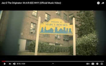 Jaz-O The Originator- M-A-R-SEE-WHY video