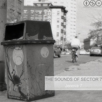 Jenova 7 - The Sounds Of Sector 7
