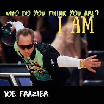 Joe Frazier - Who Do You Think You Are? I am!