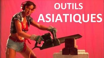 Les Anticipateurs - Outils Asiatiques video