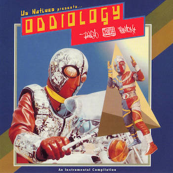 Us Natives Records - Oddiology