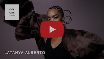 Latanya Alberto - Red Flags, A COLORS SHOW