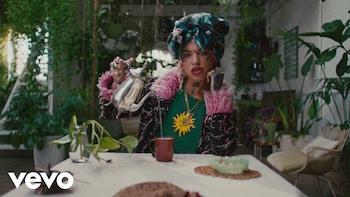 Greentea Peng - Nah It Ain t The Same video