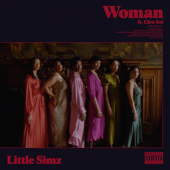 Little Simz feat. Cleo Sol - Woman video