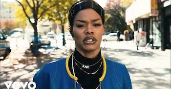 Teyana Taylor - Gonna Love Me (Remix) video