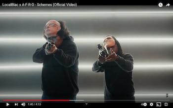 LocalBlac A-F-R-O - Schemes video