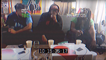Stank Nitty feat. Deuce Ellis Skanks the Rap Martyr - Sedona video