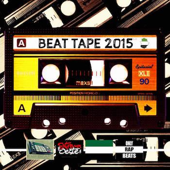 DJ Tools 4 Turntablism - Beat Tape 2015 Extremadura Beatmakers (FREE DOWNLOAD)