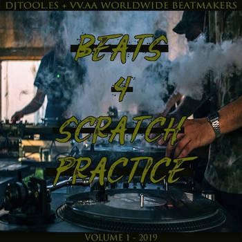 DJ Tools 4 Turntablism - Beats 4 Scratch Practice (FREE BEATTAPE)