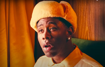 Tyler, The Creator - BROWN SUGAR SALMON skit video