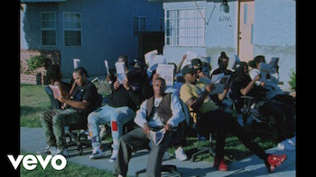 Vince Staples - LAW OF AVERAGES video