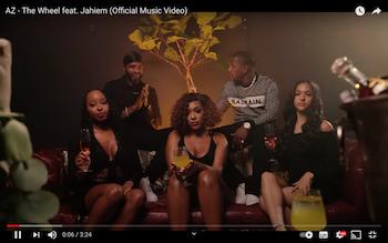 AZ feat. Jahiem - The Wheel video