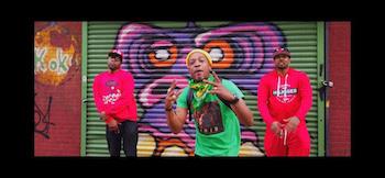 Raf Almighty BigBob BIG ALMIGHTY feat. Ruste Juxx, Skanks the Rap Martyr - Bullseye video