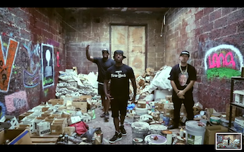 Termanology Amadeus feat. Sheek Louch & Lil Fame - Black Mask pt 2. video