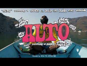 Zombie 🤎 Juice feat. Devin The Dude Rae Khalil - Alto video