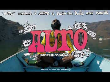 Zombie Juice feat. Devin The Dude Rae Khalil - Alto video
