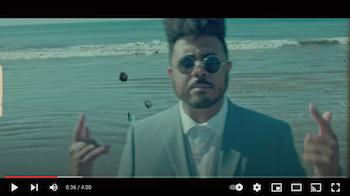 Blu - Because The Sky Is Blu(e) video