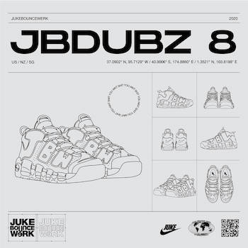 Juke Bounce Werk Presents - JBDUBZ Vol. 8