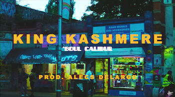King Kashmere - Soul Calibur video