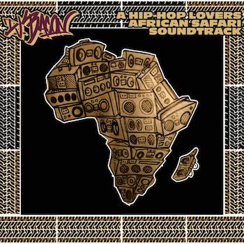DJ BACON - A Hip Hop Lovers African Safari Soundtrack