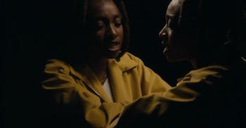 Little Simz - I Love You, I Hate You video