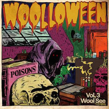 Wool See - Woolloween Vol. 3